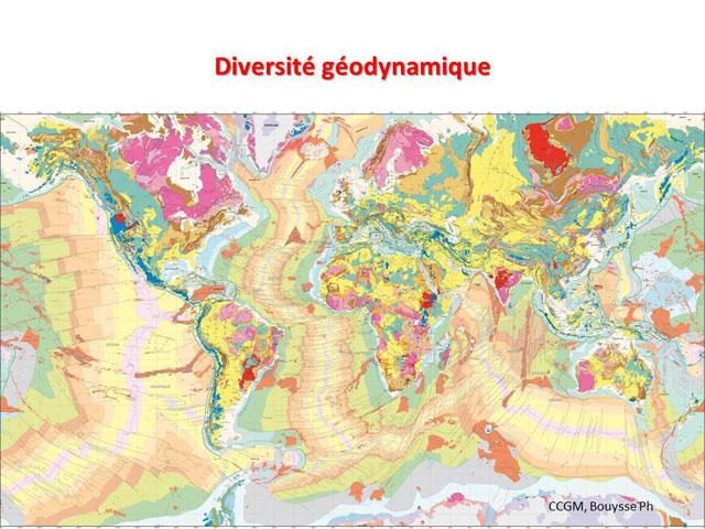 Le volcanisme - Bureau de recherches geologiques et minieres ...