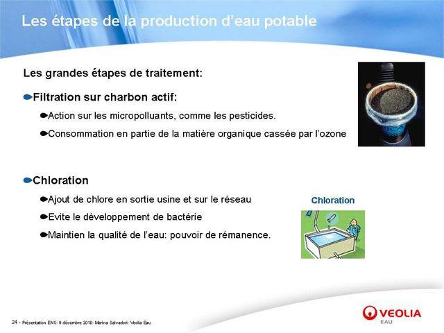 traitement d eau potable pdf